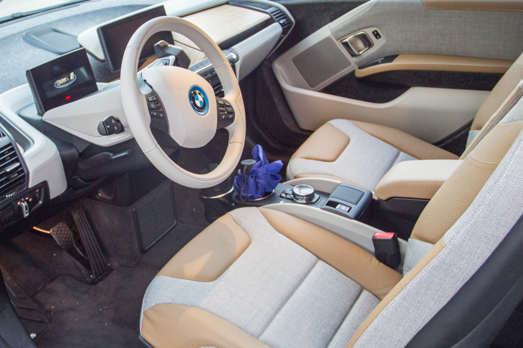 Great colors along with environmentally friendly naturally tanned leather gives the interiors an inviting appeal.